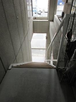 2階のお部屋の片づけ