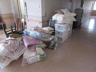 高齢者施設、老人ホーム、不用品お片付け。