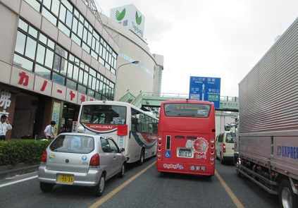 熊谷市の自動車事故