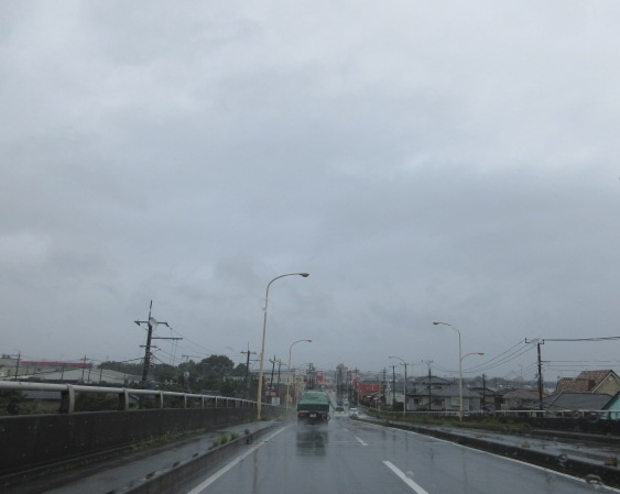 台風の影響、大雨につきまして